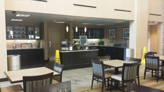 Homewood Suites by Hilton Phoenix Chandler Fashion Center: dining area