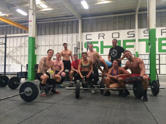 CrossFit Shifted