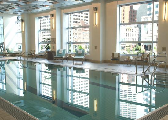 Intercontinental Boston Swimming Pool
