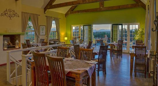 Rosendal Winery & Wellness Retreat: The Rosendal Restaurant