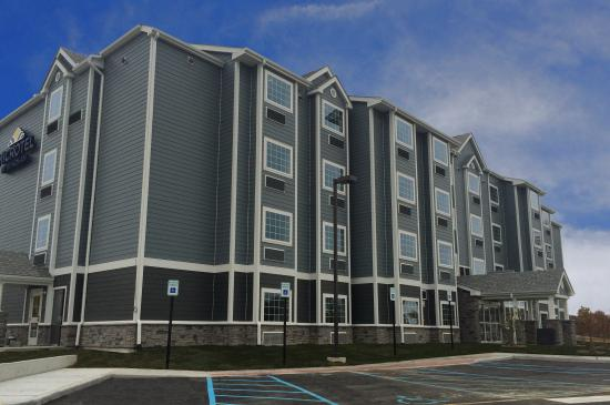 Microtel Inn & Suites by Wyndham Georgetown Delaware Beaches: Exterior