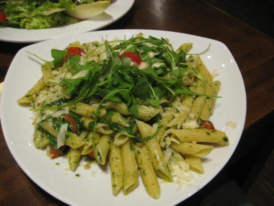 Walderdorffs: Vegetarian Pasta