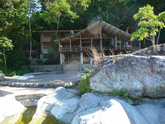 Jungle River Lodge: The Lodge