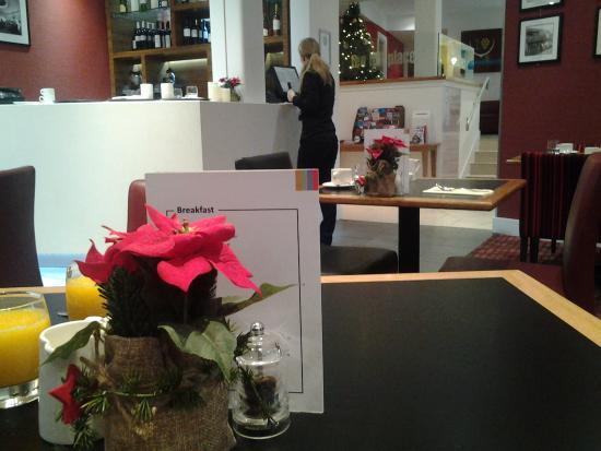 Ten Hill Place, BW Premier Collection: sal colazione