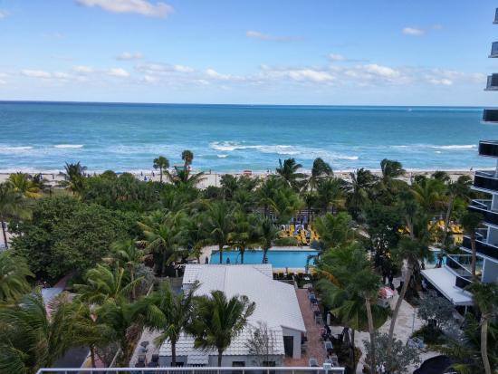 Thompson Hotel Miami Beach Restaurant