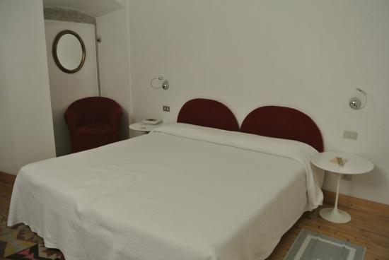 Hotel Accademia: la camera da letto