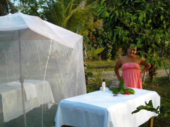Super Palm Resort: Full body massage-professional-friendly service