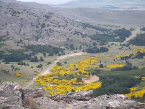 Ascenso al Cerro Bahia Blanca