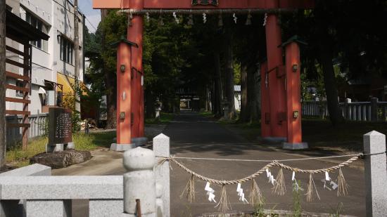 ‪Suwaazuki Shrine‬