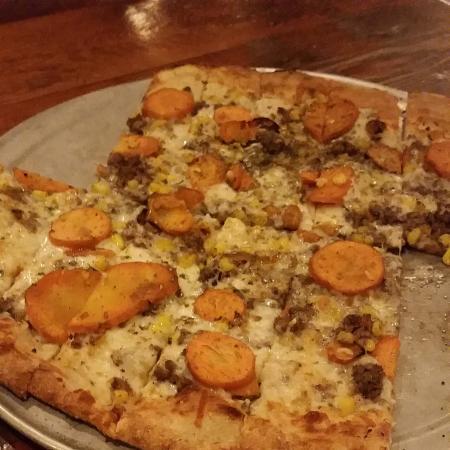 Flatbread Co: Shephard's Pie Pizza