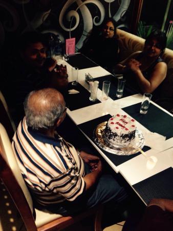 Zam Zam Restaurant: 80th birthday celebration
