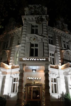 Grand Hotel Bellevue: Hotel Bellevue