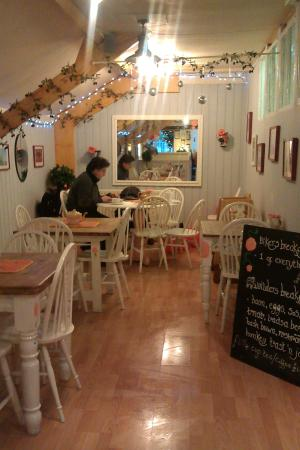 Blaenau Ffestiniog, UK: Welcome to The Bridge Cafe