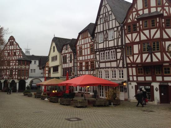 Limburger Dom: Old town