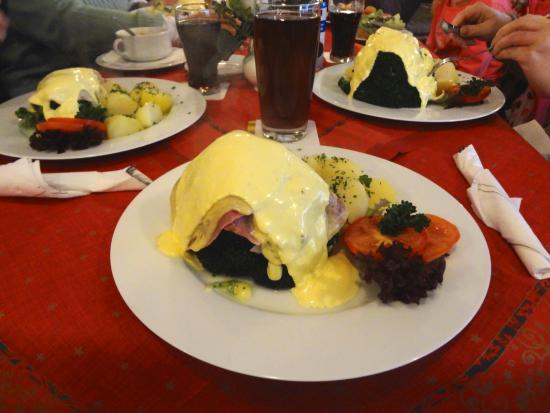 Limburger Dom: Great meal.