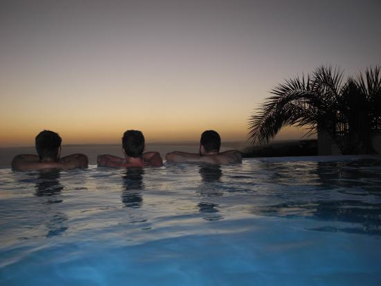 classicalView: Blick auf Pool