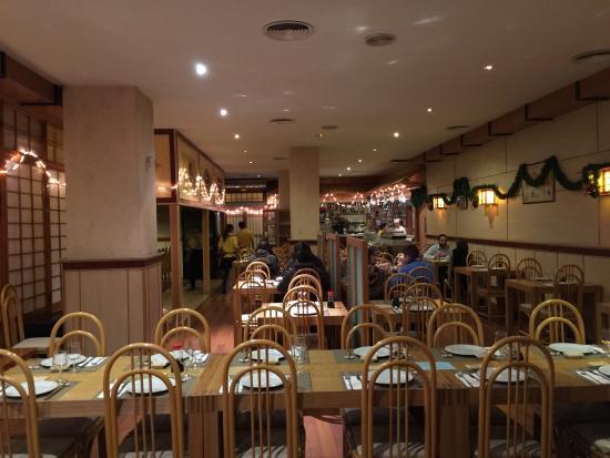 Restaurante Japones Osaka: Salón comedor