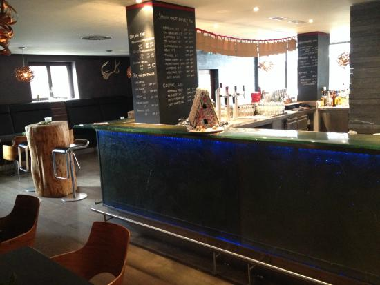 The Cambrian: Le bar
