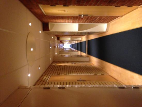 Profilhotels Hotel Uppsala: 1st floor corridor
