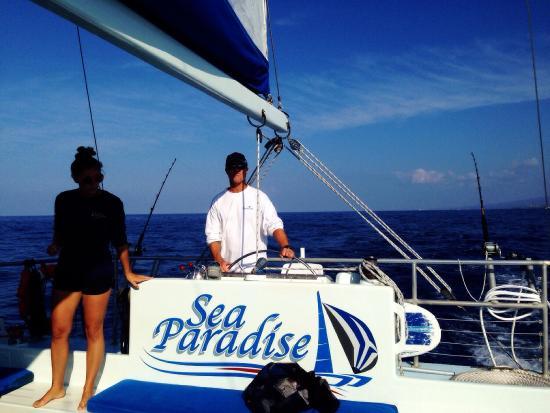 Sea Paradise Tours: Morning Deluxe cruise