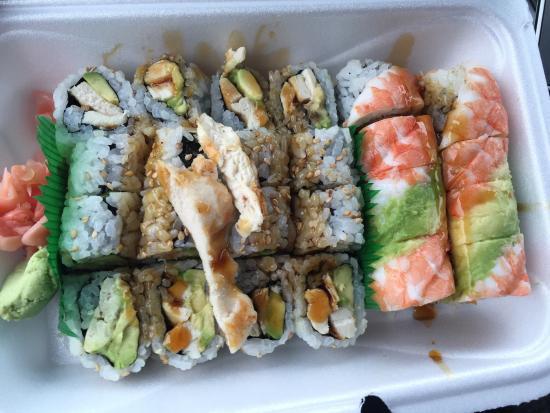 Maru Sushi: Maru to go!!!