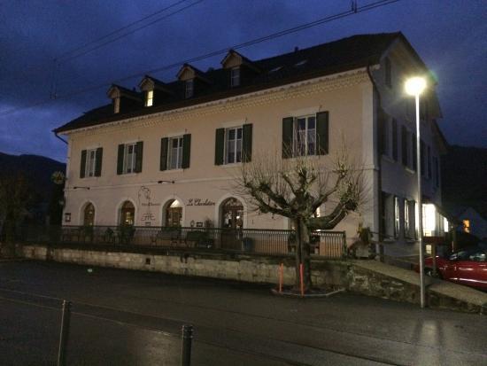 Hotel-Restaurant de la Gare