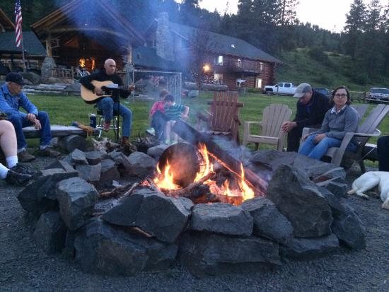 K-Diamond-K Guest Ranch: Warm and friendly