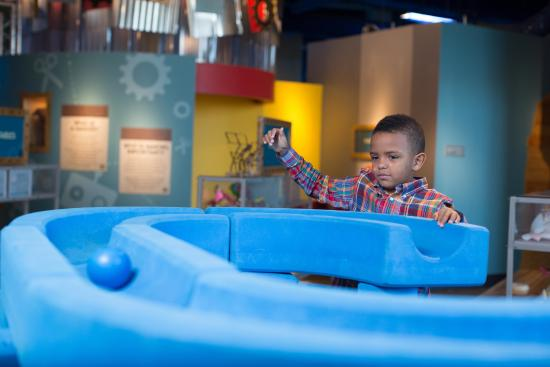 EdVenture Children's Museum: Imagination Playground in MakerWorks