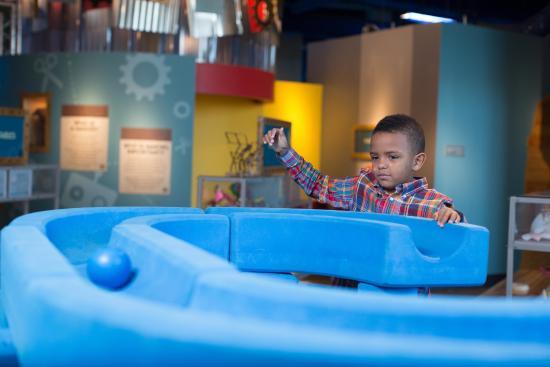 EdVenture Children's Museum : Imagination Playground in MakerWorks