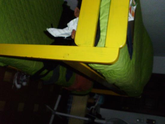 Happy Happy Hostel: Mi cama es la de abajo