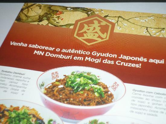 MN Lamen Restaurante: folheto