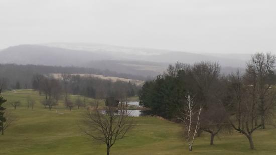 Hampton Inn & Suites Blairsville: View from my room