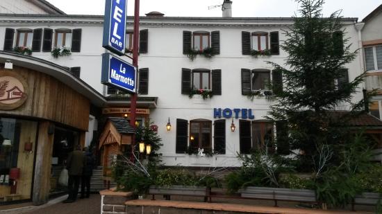 Hotel la Marmotte