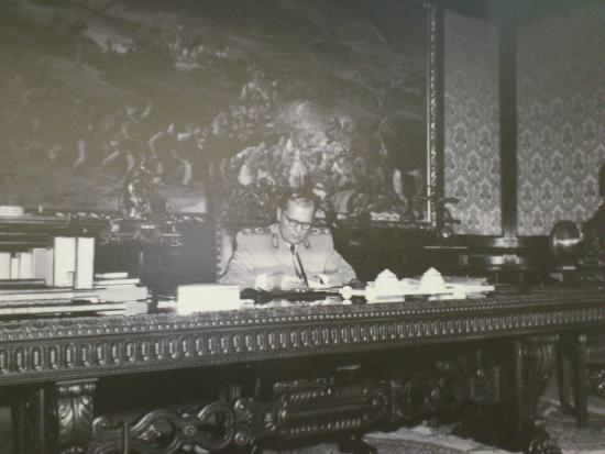 Josip Broz Tito Mausoleum: Big picture Tito