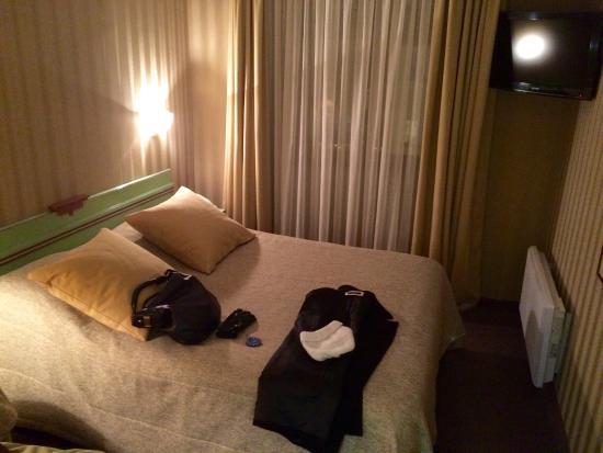 Hotel Europe : Chambre