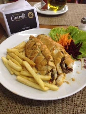 Cine Caffe Restaurante
