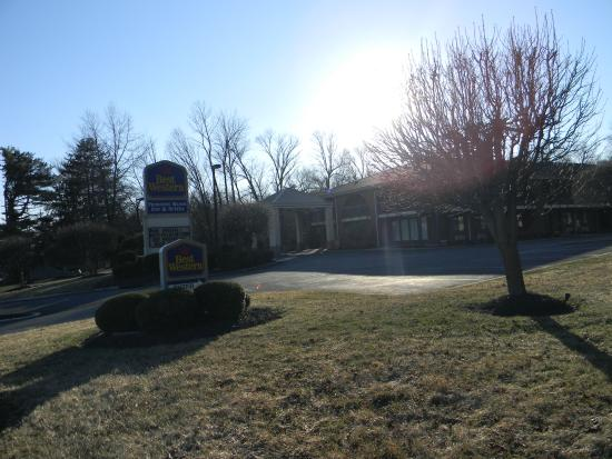 Best Western Princeton Manor Inn & Suites : Exterior view