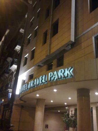 Hotel Travel Park: entrata