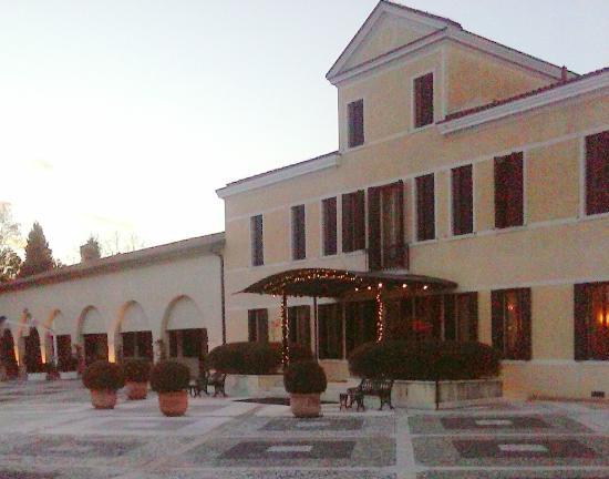 Relais Monaco Country Hotel & Spa: entrata hotel relais monaco