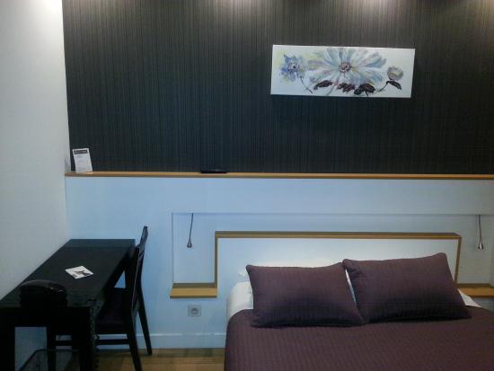 Hotel Ambre: room