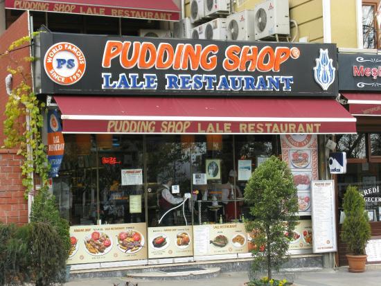 Pudding Shop Lale Restaurant Turkey