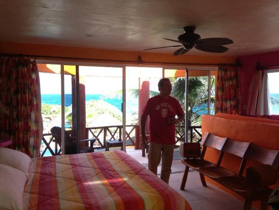 Villa La Bella: best room!