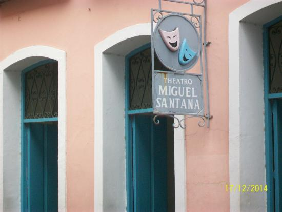‪Miguel Santana Theater‬