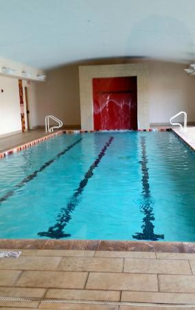 Indoor Lap Pool Picture Of Renaissance Phoenix Glendale Hotel Spa Glendale Tripadvisor