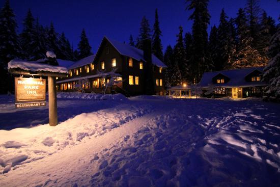 National Park Inn at Mount Rainier: Photo by Donavon Preiser