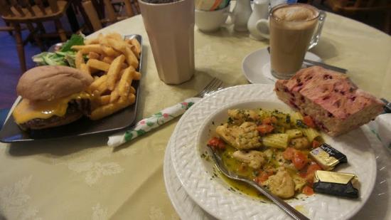 Chimes: Food