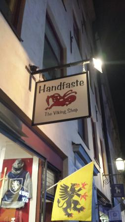 Handfaste