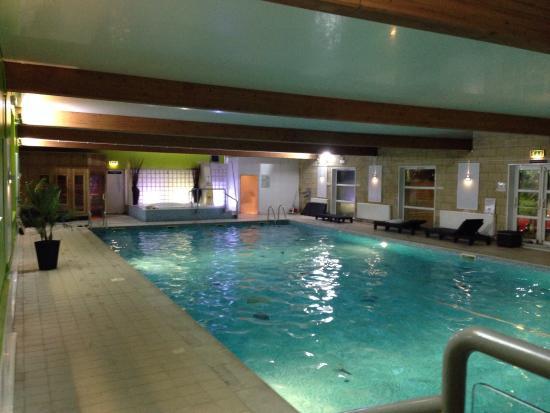 Hallmark Hotel Manchester: Pool