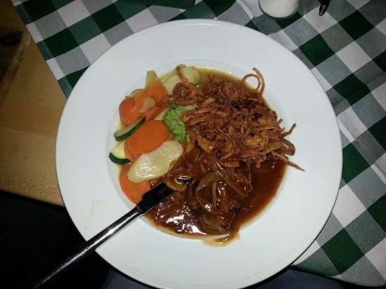 Wirtshaus Zur Brez´n: vitello