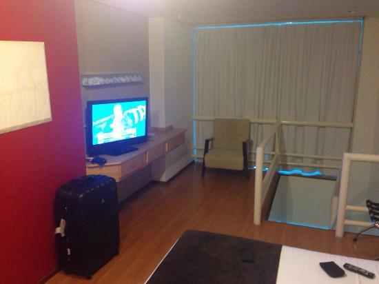 Bahamas Apart Hotel: Acomodação superior da suíte